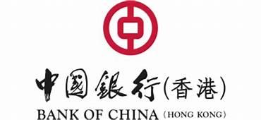 Bank of China Bank Logo Image